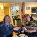 Warm ontvangst door de prijswinnaars van Nursing Experience